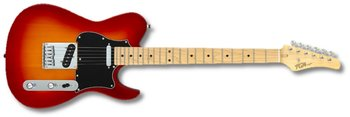 FGN BIL2-M CS Cherry Sunburst
