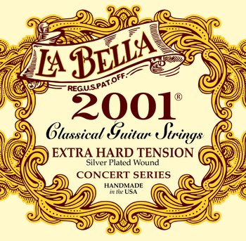 La Bella 2001EX-HARD