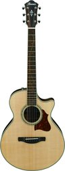 Ibanez AE205JR OPN Open Pore Natural