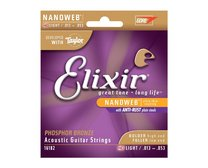 Elixir 16182 NANOWEB HD Light