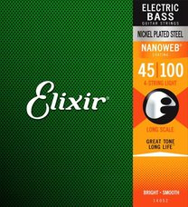 Elixir 14052 NANOWEB Long Scale
