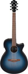 Ibanez AEG50 IBH Indigo Blue Burst High Gloss