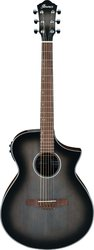 Ibanez AEWC11 TCB Transparent Charcoal Burst High Gloss