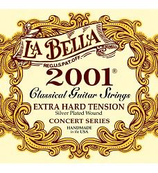 La Bella 2001EX-HARD