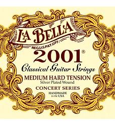 La Bella 2001MED-HARD